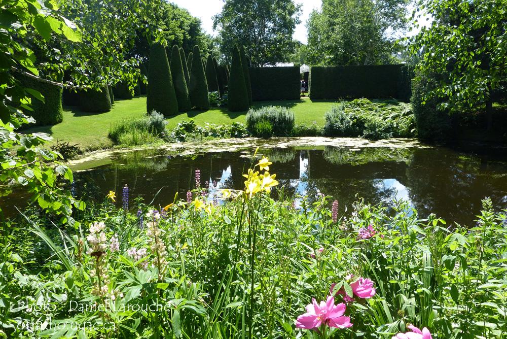 La nature au saguenay et dans les environs for Jardin quatre vents